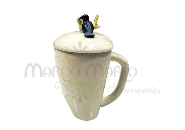 kissing love bird mug,marco mario souvenir, wedding souvenirs, souvenir pernikahan