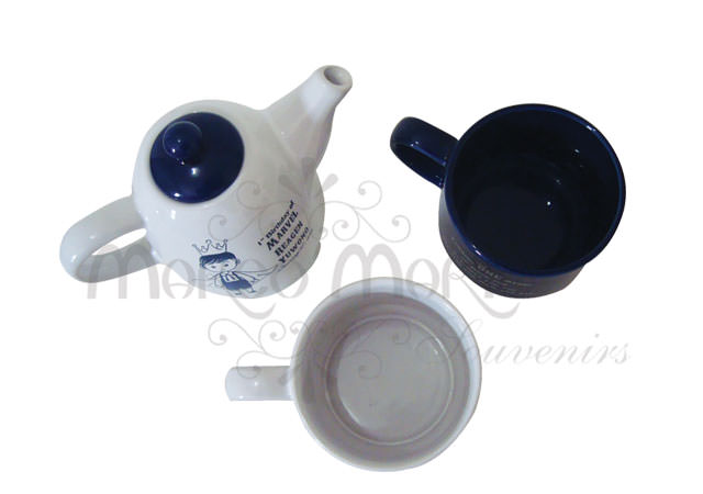 Three Levels Teapot Set,marco mario souvenir, wedding souvenirs, souvenir pernikahan surabaya indonesia, wedding favors, souvenir ideas, royal wedding souvenirs
