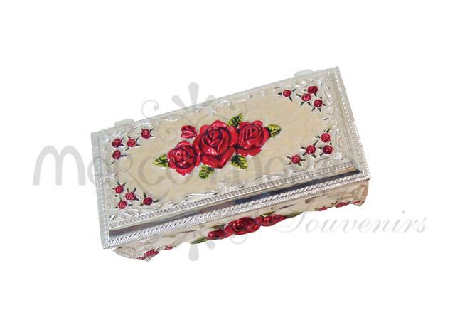 Red Rose Large Jewelry Box,marco mario souvenir, wedding souvenirs, souvenir pernikahan surabaya indonesia, wedding favors, souvenir ideas, royal wedding souvenirs