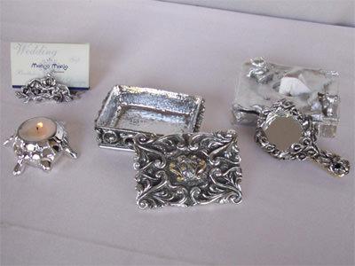Silver Set,marco mario souvenir, wedding souvenirs, souvenir pernikahan