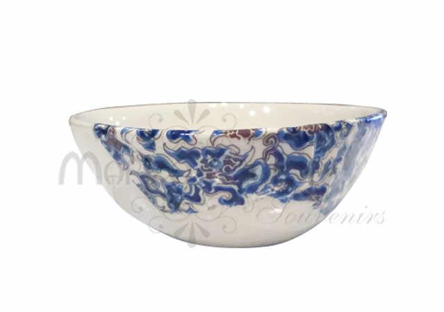 ceramic batik bowl,marco mario souvenir, wedding souvenirs, souvenir pernikahan