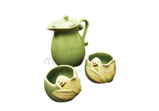 love nature teapot set,marco mario souvenir, wedding souvenirs, souvenir pernikahan surabaya indonesia, wedding favors, souvenir ideas, royal wedding souvenirs