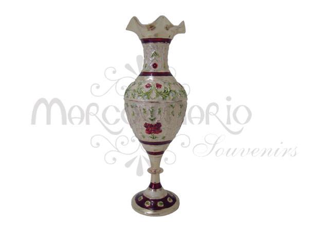 royal rose vase,marco mario souvenir, wedding souvenirs, souvenir pernikahan