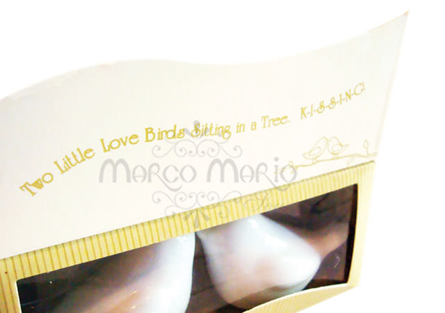 Love bird salt and pepper,marco mario souvenir, wedding souvenirs, souvenir pernikahan