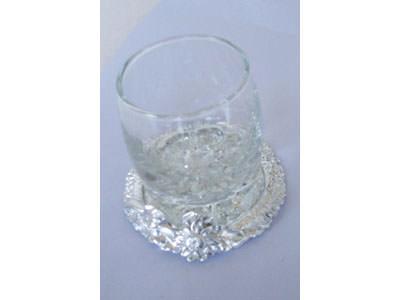 Silver Coaster,marco mario souvenir, wedding souvenirs, souvenir pernikahan