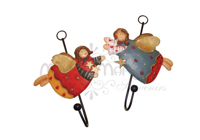 Little Angel Key Holder,marco mario souvenir, wedding souvenirs, souvenir pernikahan