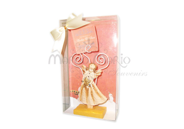 Little Angel Place Card Holder,marco mario souvenir, wedding souvenirs, souvenir pernikahan