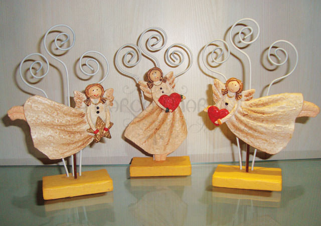 Little Angel Place Card Holder,marco mario souvenir, wedding souvenirs, souvenir pernikahan surabaya indonesia, wedding favors, souvenir ideas, royal wedding souvenirs