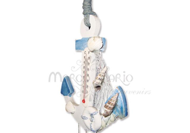 Oceanic thermometer and bell,marco mario souvenir, wedding souvenirs, souvenir pernikahan