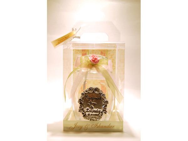 Silver Ornament Jar,marco mario souvenir, wedding souvenirs, souvenir pernikahan