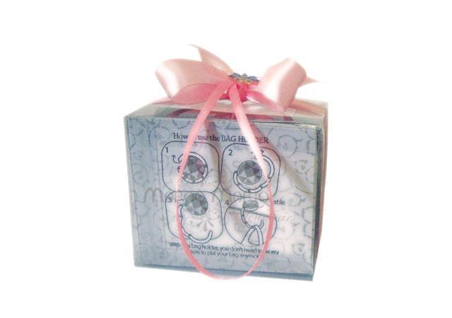 beautiful silver bag hanger,marco mario souvenir, wedding souvenirs, souvenir pernikahan surabaya indonesia, wedding favors, souvenir ideas, royal wedding souvenirs
