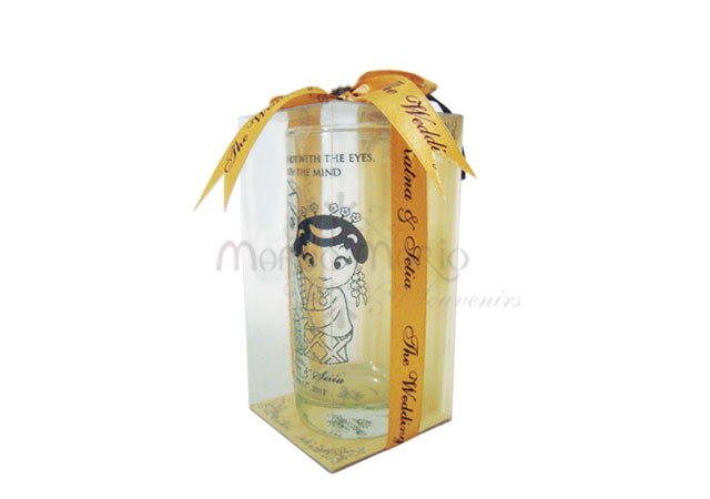 traditional wedding clear glass,marco mario souvenir, wedding souvenirs, souvenir pernikahan surabaya indonesia, wedding favors, souvenir ideas, royal wedding souvenirs