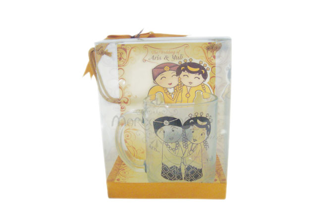 traditional wedding clear teacup,marco mario souvenir, wedding souvenirs, souvenir pernikahan