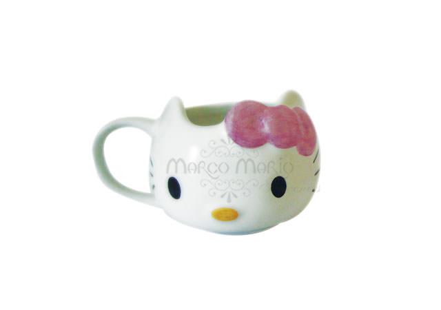 Hello Kitty mug,marco mario souvenir, wedding souvenirs, souvenir pernikahan