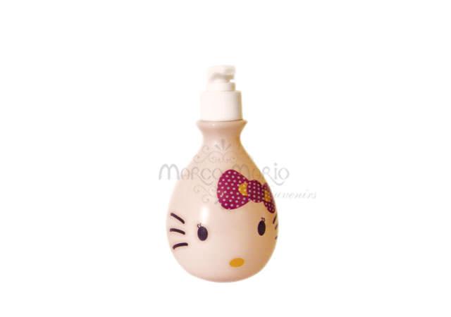 Hello kitty soap dispenser,marco mario souvenir, wedding souvenirs, souvenir pernikahan