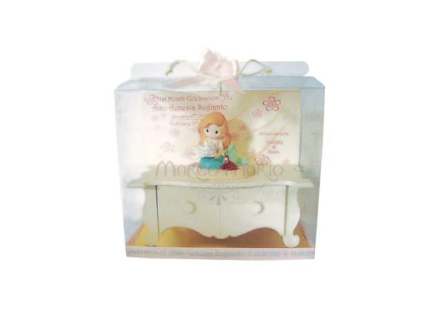 Princess Ariel Drawer,marco mario souvenir, wedding souvenirs, souvenir pernikahan