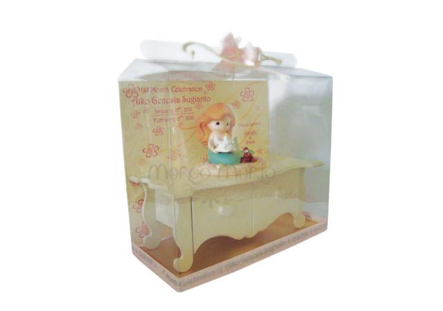 Princess Ariel Drawer,marco mario souvenir, wedding souvenirs, souvenir pernikahan surabaya indonesia, wedding favors, souvenir ideas, royal wedding souvenirs