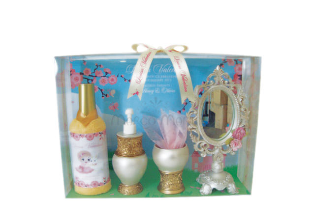 cute baby bath set with bag,marco mario souvenir, wedding souvenirs, souvenir pernikahan