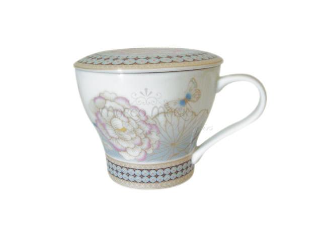 Classic flower ceramic mug,marco mario souvenir, wedding souvenirs, souvenir pernikahan surabaya indonesia, wedding favors, souvenir ideas, royal wedding souvenirs