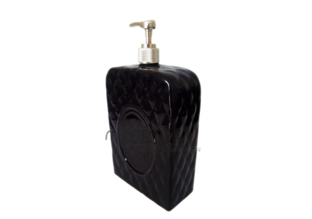 luxurious black soap dispenser,marco mario souvenir, wedding souvenirs, souvenir pernikahan surabaya indonesia, wedding favors, souvenir ideas, royal wedding souvenirs