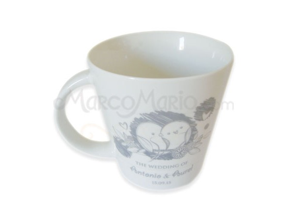 Stripe Mug,marco mario souvenir, wedding souvenirs, souvenir pernikahan surabaya indonesia, wedding favors, souvenir ideas, royal wedding souvenirs
